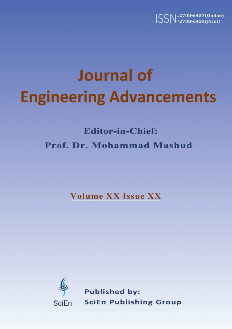 JEA Cover Page